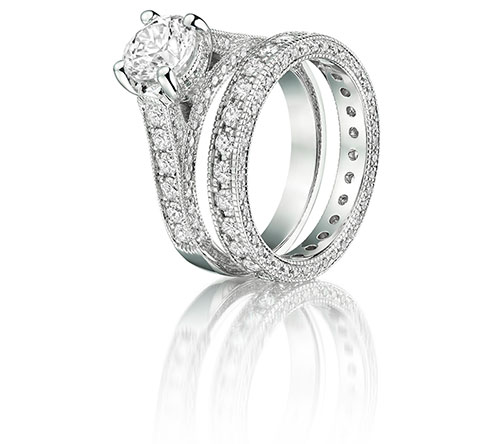 Engagement Rings London Voltaire Diamonds Jewellers UK